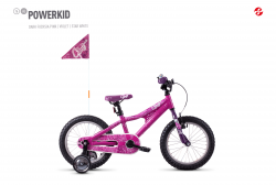 GHOST Powerkid 16 - Pink / Violet - 16