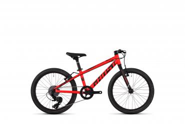 GHOST Kato Kid R1.0 red / black - UNI