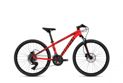 GHOST Kato Kid D4.4 red / black - UNI