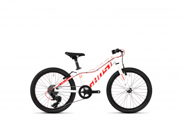 GHOST Lanao KID R1.0 white / red - UNI