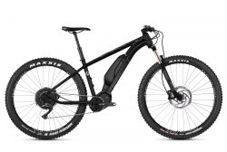 GHOST Ebike Kato X S5.7+ Night Black / Jet Black / Iridium Silver - S (155-170cm)