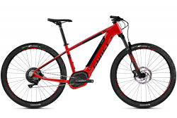 GHOST Ebike TERU Power Tube B5.9 Riot Red / Jet Black - S (155-170cm)