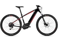 GHOST Ebike TERU Power Tube B3.9 Jet Black / Riot Red / Urban Grey - L (175-190cm)