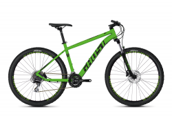 GHOST KATO 3.7 Riot Green / Night Black - M (165-180cm)