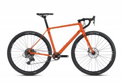 GHOST Road Rage Fire 6.9 LC Monarch Orange / Night Black - S (155-170cm)