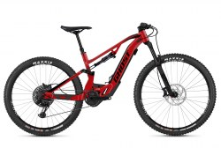GHOST Ebike ASX 6.7+ Riot Red / Jet Black - M (165-180cm)